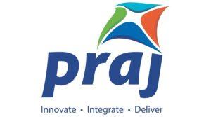 Praj Logo